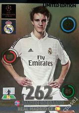 Martin Ødegaard / Odegaard - Limited - Panini Champions League 2014/15 UPDATE