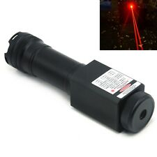 638nm Red Focusable Dot Waterproof Powerful Laser Pointer 638T-2000 Flashlight