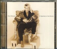 ROD STEWART - a spanner in the works  CD 1995