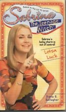 Diana G. Gallagher - Sabrina The Teenage Witch - Lotsa Luck - PB Used Good