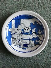 Willy and Wanda, Suske En Wiske, Willy Vandersteen, plate