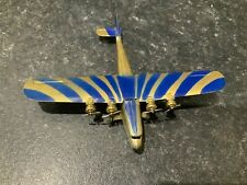 Dinky Toys Prewar 60a Imperial Airliner Rainbow Aircraft Rare