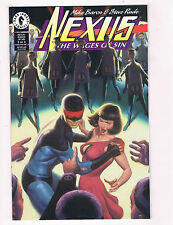 Nexus: The Wages Of Sin #3 NM Dark Horse Comics Comic Book DE28