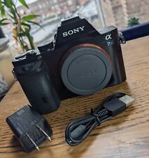 Sony a7s used