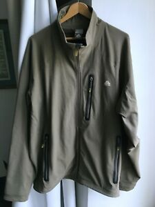 Nike ACG no hood men's Front Zip Jacket size XXL / 2XL USED CONDITION