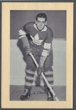 1934-44 Beehive Group I Toronto Maple Leafs Hockey Photos #307 Jack Church