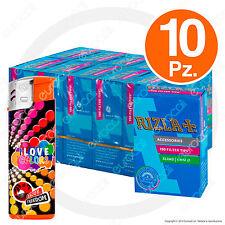 1500 Filtri RIZLA Slim 6 mm 6mm 10 scatole da 150