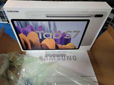 "Samsung Galaxy Tab S7 128GB, Wi-Fi, 11"" Mystic Silver android tablet Brand New"