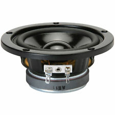 "Visaton W100S-4 4"" Woofer with Treated Paper Cone 4 Ohm"