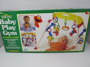 NEW 1997 Sesame Street Tyco Baby Play Game Model 37240 Ages Birth - 24 Months