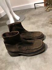 Da Vinci DAVINCI Mens Leather Dress Formal Shoes - SZ 43