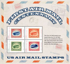 Mustique Grenadines of St. Vincent  2018 The first air mail centennary  I201805
