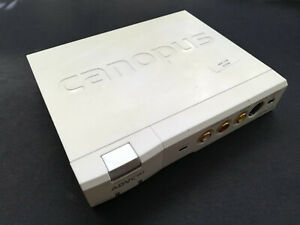 Canopus ADVC110 - Digital Analog Video Converter