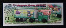 """Ü Ei - 1 Beipackzettel """"Der Bingo-Bird-Truck"""" aus dem Jahr 1996"""