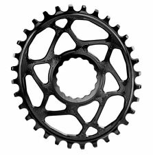 PLATO ABSOLUTE BLACK MTB OVALADO RACEFACE DM BOOST 148 BLACK 3MM OFFSET