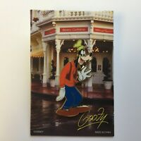 WDW - Character Pin Card Collection 2005 - Goofy Disney Pin 40463
