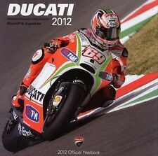 DUCATI 2012 OFFICIAL YEARBOOK ITALIANO E INGLESE