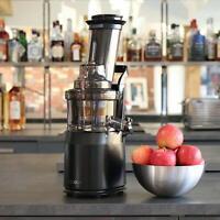 Cold Press Fruit Juicer Masticating Whole Fruits Press Juice Maker