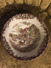 Johnson Brothers Heritage Hall French Provincial 8 Inch Vegetable Bowl
