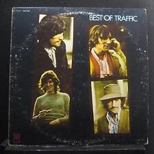 Traffic - Best Of Traffic LP VG+ UAS 5500 Stereo 1969 USA Vinyl Record