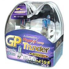 Authentic GP Thunder™ 8500K H1 Xenon Quartz Ion Headlamp Fog DRL Light Bulbs New