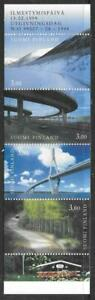 FINLAND - 1999.  National Road Administration Bicentenary - 12m. Booklet