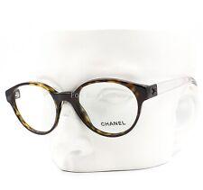 Chanel 3273 714 Eyeglasses Frames Glasses Brown Tortoise & Clear 49-19-140
