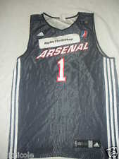 Anaheim Arsenal Adidas NBA Fusion D- League Jersey Basketball MEDIUM Adult RARE