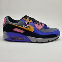 Nike Air Max 90 QS ACG Mens 9.5 Persian Violet Purple Sneakers CN1080-500 NEW
