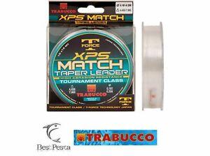 Filo Conico - TRABUCCO XPS MATCH TAPER LEADER 10x15mt - 0,16-0,22