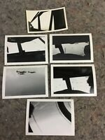 WWII Era Snapshot Photos Of Allied Planes In Flight-Taken From Plane