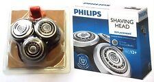 PHILIPS RQ12  RQ12/70  V-Track Ersatz Scherkopfeinheit Service Pack, auch RQ10 !