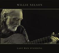 Willie Nelson - Last Man Standing [New CD] Digipack Packaging