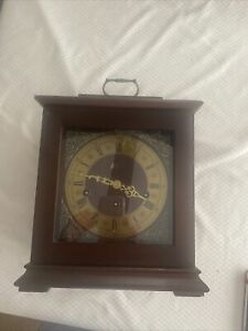 welby mantle clock