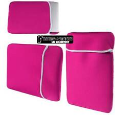 "New Soft Neoprene Sleeve Case Cover Bag Pouch For 11"" 13"" 15"" Notebook Laptop"