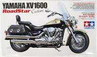 Tamiya 14135 YAMAHA XV1600 Roadstar Custom 1/12 Scale Kit