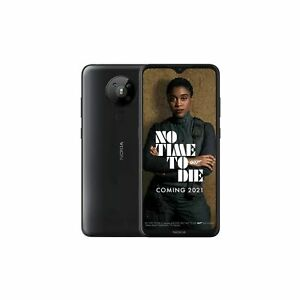"Nokia 5.3 Smartphone 6.5"" 1600x720p Snapdragon 665 4GB 64GB WiFi Charcoal USB-C"