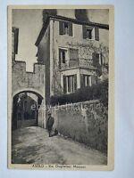 ASOLO Via Marconi Treviso vecchia cartolina