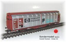 Märklin Wagon avec parroi coulissant Série limitée Hewlett Packard Viridia VIC