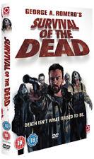 Survival of the Dead DVD (2010) Julian Richings, Romero (DIR) cert 18 ***NEW***