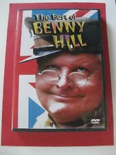 THE BEST OF BENNY HILL DVD