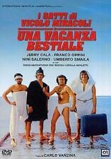 Dvd UNA VACANZA BESTIALE - (1980) Jerry Cala' Umberto Smaila......NUOVO
