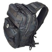 """12"""" 800cu.in. NexPak Tactical Sling Shoulder Hiking Backpack TL312 BK BLACK"""