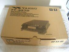 Yaesu FT-857D HF/VHF/UHF transceiver...New in Box