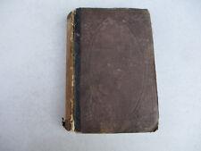 Homeopathic Practice of Medicine Alternative Healing Antique Book Doctor 1855