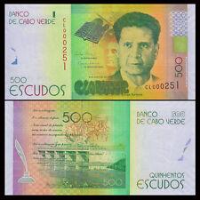 Cape Verde 500 Escudos, 2014, P-NEW, UNC