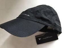 Porsche Design Reflective Cap New+Tags OSFM Run Golf Jogging Bike AllDay Hat