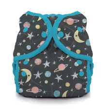 Thirsties Duo Wrap Cloth Diaper Cover Snap Closure Stargazer Size One 6-18 Lbs