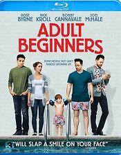 ADULT BEGINNERS  - Blu-ray Movie - Brand New & Sealed - Fast Ship- HMV-257