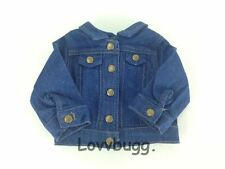 Denim Jeans Jacket for 18 inch Doll Clothes American Girl Lovvbugg  Most Variety